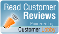 Read Customer Reviews via Customer Lobby